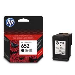 HP 652 czarny (F6V25AE) oryginalny